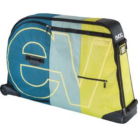 EVOC Bike Travel - Housse de transport - 280 L (2018) vert/Bleu pétrole